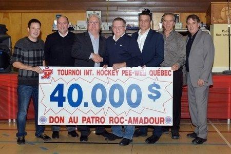 Remise au Patro Roc-Amadour