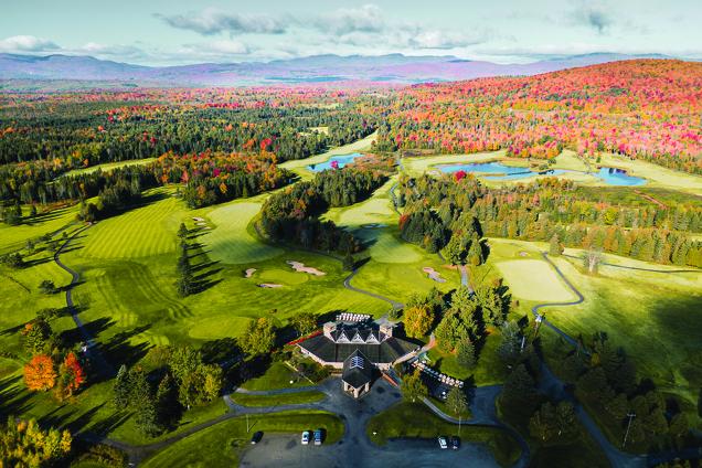 Golf Owl's Head : au cœur de la relance d'un centre de villégiature  iconique | Au19e.ca
