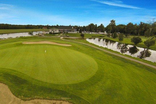 Golf des Bois-Francs: d'une surprenante qualité!   Au19e.ca