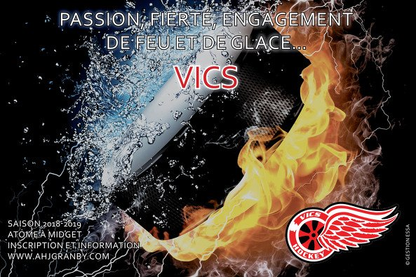 Vics Hockey