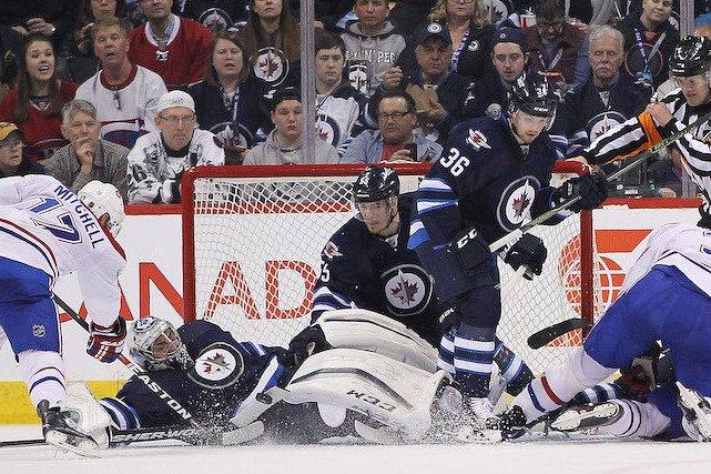 Affecté par les blessures, le Canadien aura fort à faire pour se sauver de Winnipeg avec la victoire, mercredi. (Getty)