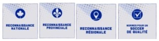 Informations sur le programme de reconnaissance des clubs