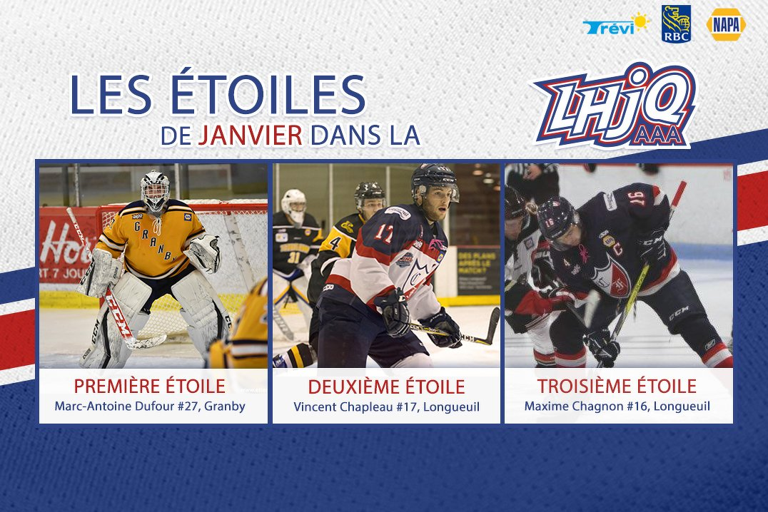 Crédits photos: Étienne Rouillard, Yves Sansoucy et Pierre-Yvon Pelletier