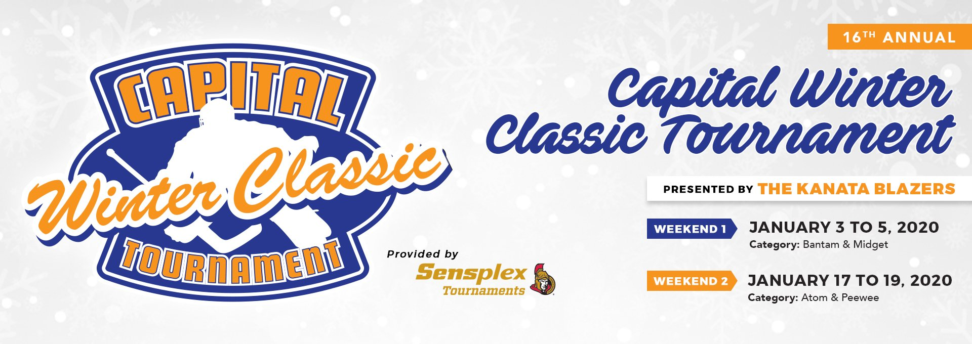Capital Winter Classic Tournament
