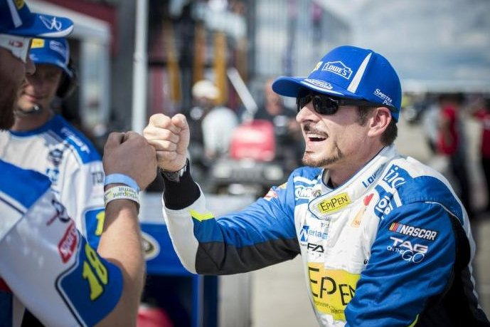 Tagliani Wins Pole but Forced to Settle for Top-Five Finish at Circuit ICAR