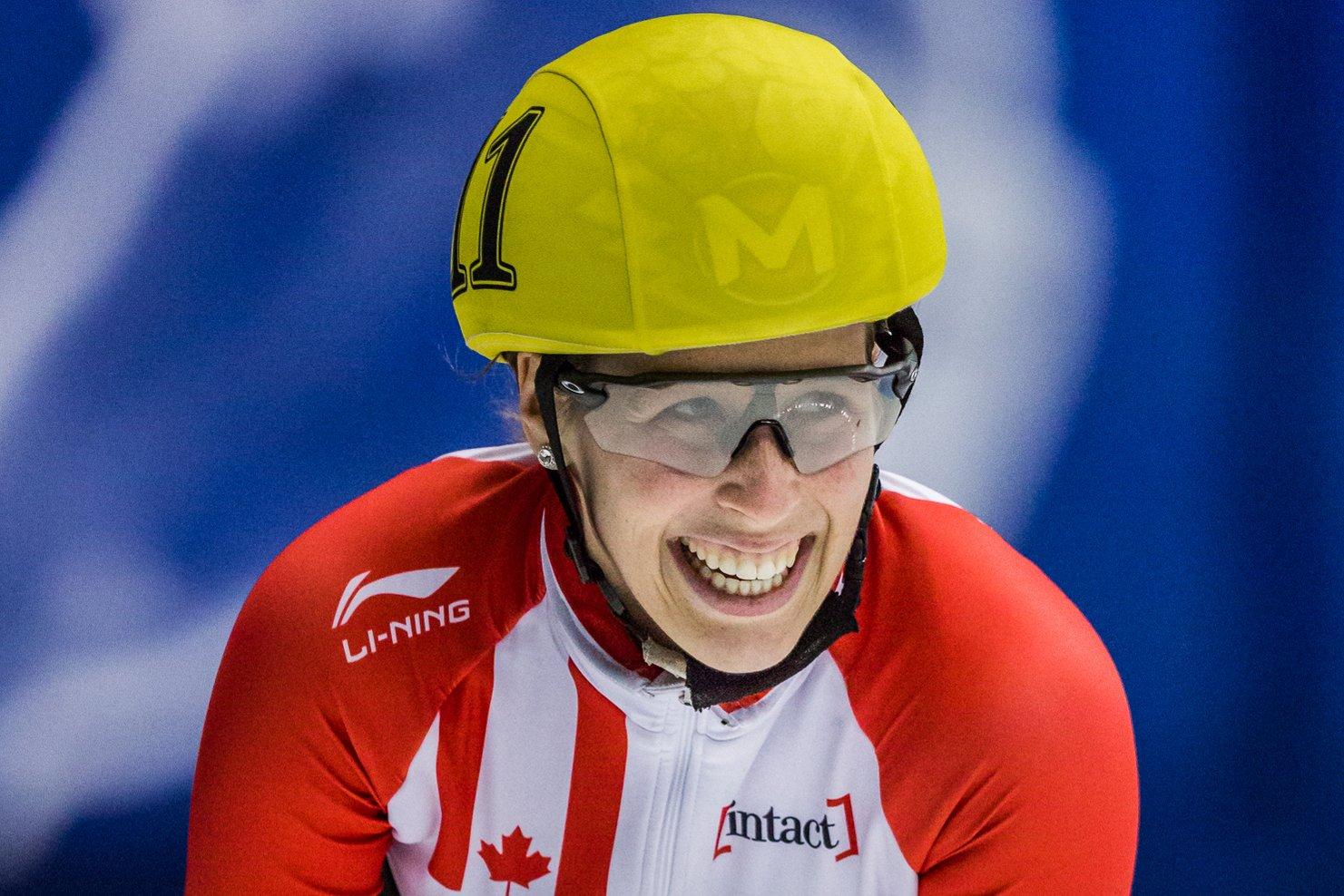 Marianne St-Gelais sera de passage à Saguenay et à St-Félicien les 4 et 5 septembre pour inspirer les plus jeunes.