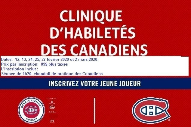 Clinique des habiletés / Skills Clinic