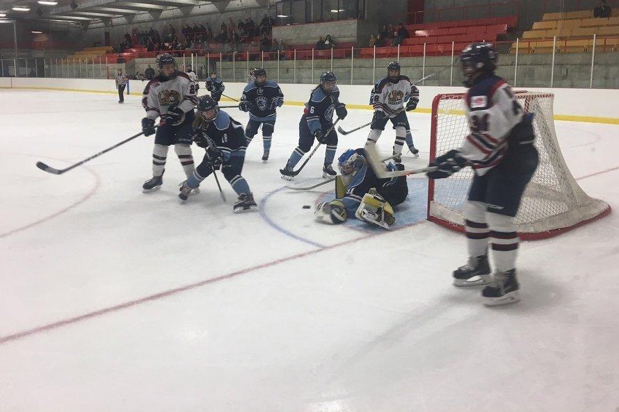 Photo: Archives Hockey Québec