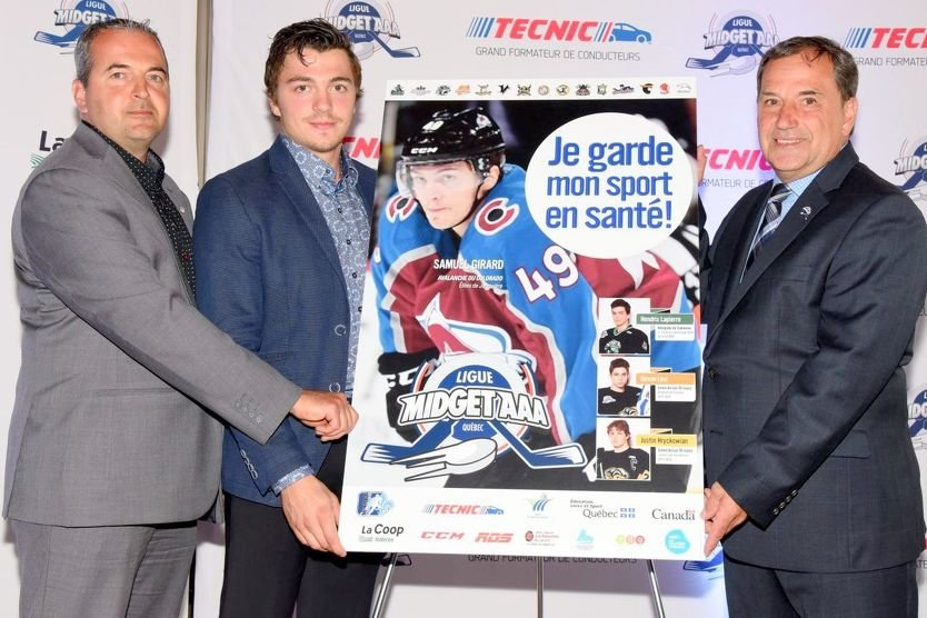 What ligue de midget aaa quebec