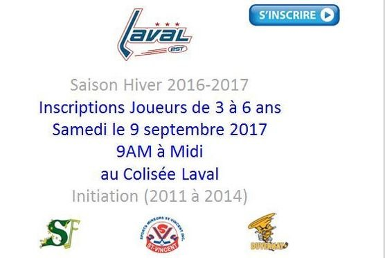 Inscriptions :  Date Importate