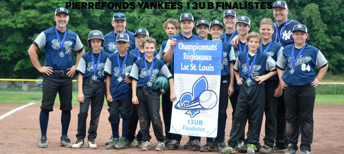 Yankees 13 U B