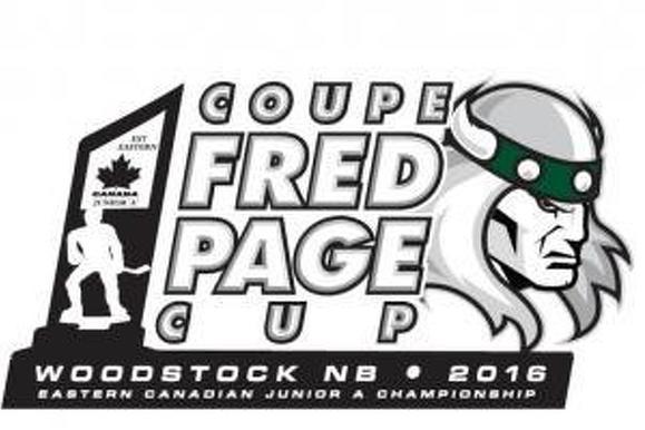 Calendrier De La Coupe Fred Page Ligue De Hockey Junior