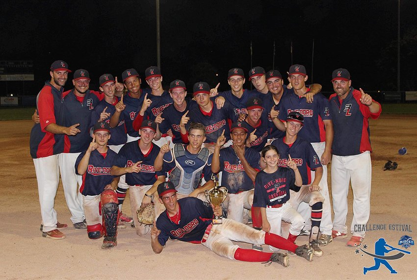 Équipe gagnante D1, le 3L de la Rive-Nord