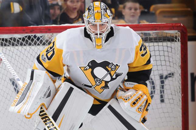 Malgré ses deux bagues de la coupe Stanley, Matt Murray, des Penguins, sera, avec Andrei Vasilevskiy, du Lightning, le plus jeune gardien de la LNH lors des prochaines séries.