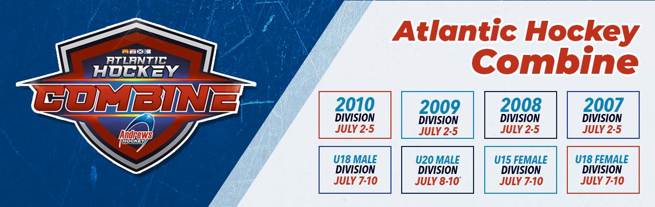 Atlantic Hockey Combine Schedule
