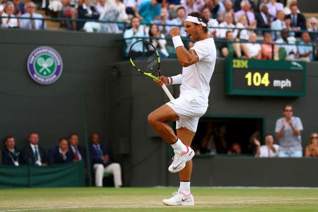 Rafael Nadal (Getty)