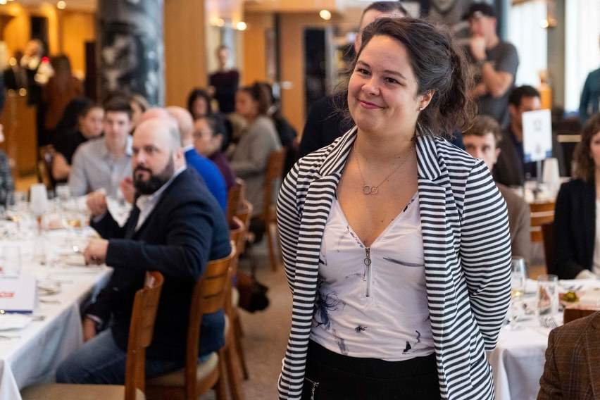 Madame Valérie Laforge, nouvelle directrice générale par intérim