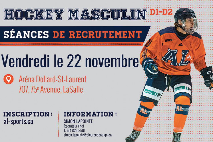 Hockey masculin D1-D2 - Crédit photo - James Hajjar et Tabasko Design_