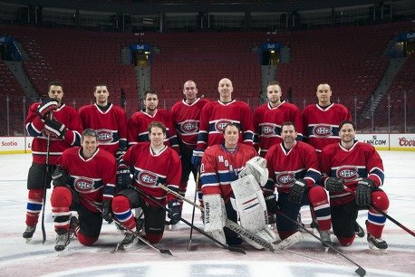 CANADIEN CHAMPION LIGUE DE LA FRAT