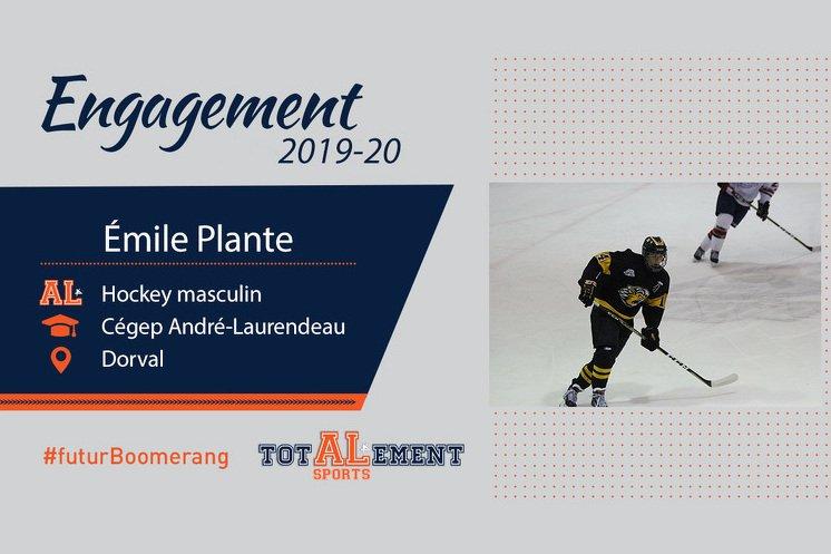 Émile Plante - Crédit Photo - Eta Levi