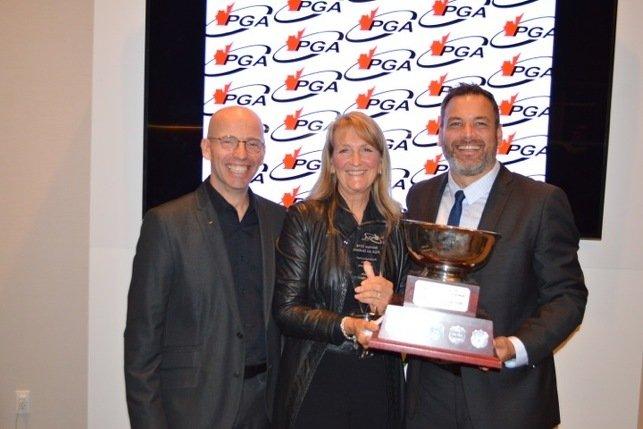 Debbie Savoy Morel a remporté un titre fort mérité, la semaine dernière.