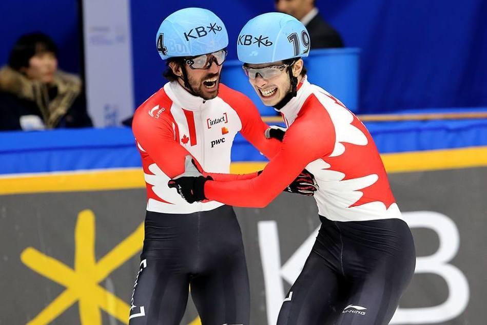Marianne St-Gelais et Charles Hamelin vice-champions du ...