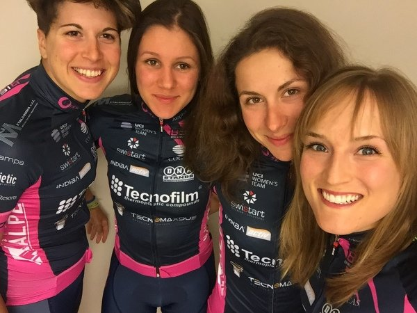 Lex Albrecht, BePink, Womens cycling, Female athletes, girls who ride, canadian athletes, UCIWWT, UCI teams