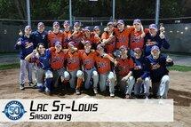 Lac St-Louis : retour sur la saison 2019