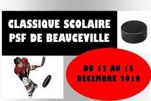 Lancement de la Classique Scolaire de Hockey PSF