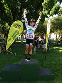 Green Mountain Stage Race 2014 - Queen of the Moun