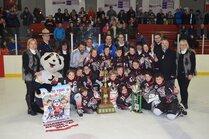 Champions Classe A - Aigles Trois-Rivières Ouest