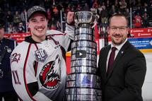 Webrediffusion : la troisième émission de la sixième saison de Hockey Le Magazine télé présentée à RDS