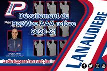 PeeWee AAA relève 2020-21