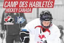 Inscrivez-vous dès maintenant aux camps des habiletés de Hockey Canada