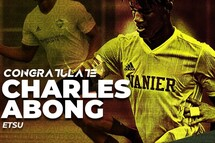 Charles Abong goes to the NCAA 1
