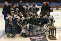 Les Sharks d'East-Angus