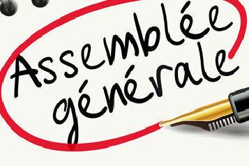 Avis de convocation : Assemblée générale annuelle