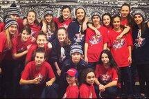 Equipe Québec féminine - 2017
