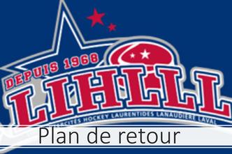 Retour de la LIHLLL au hockey