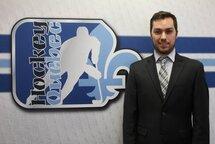 Simon Hardy nommé coordonnateur à l'initiation et au recrutement de Hockey Québec