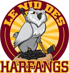 Le nid des Harfangs