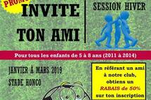 PROMOTION - INSCRIPTIONS SOCCER À 4