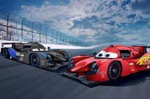 Disney-Pixar's 'Cars' Franchise to Partner Craft-Bamboo Racing for the First Two Rounds of the FRD LMP3 Series
