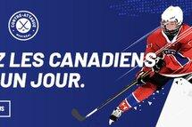 Équipes d'âge BANTAM, devenez les CANADIENS pour un jour grâce au programme CONTRE-ATTAQUE de UNDER ARMOUR