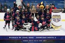 Laval-Est champions de la classe A et un doublé pour Laval-Nord