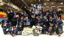 Les Lynx de Québec-Chaudière-Appalaches Atome BB remportent la Coupe Dodge!