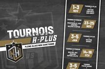 TOURNOIS H-PLUS