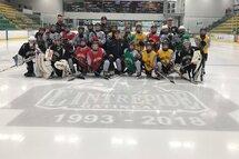 (Complet) 2e édition - Programme de développement Hockey (101) Septembre 2018