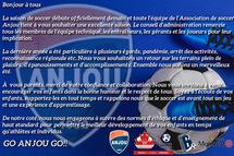 FC Anjou tient à vous souhaiter une excellente saison 2021!!