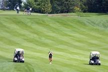 Le port du masque désormais obligatoire en tout temps sur les parcours de golf